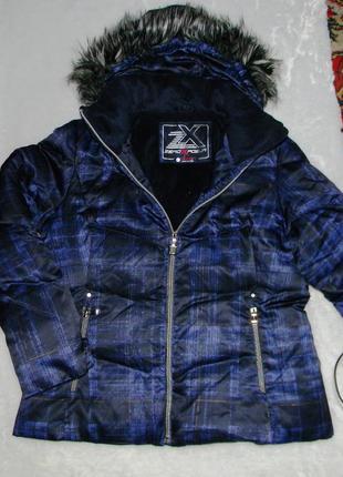 Пуховик zeroxposur l, 50 - 52. термо. куртка, курточка, америка