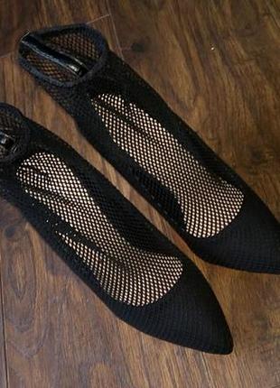 Туфли чулки от missguided