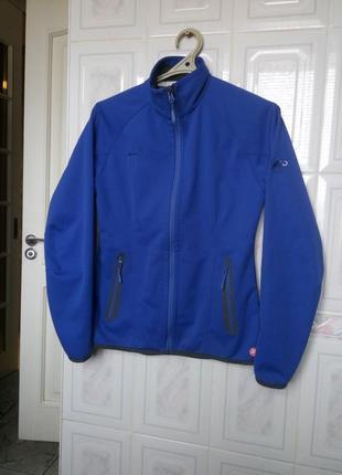 Mammut ultimate pro мембранная куртка софтшел windstopper softshell