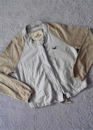 Крутая курточка от hollister