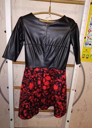 Красивое платье р. м