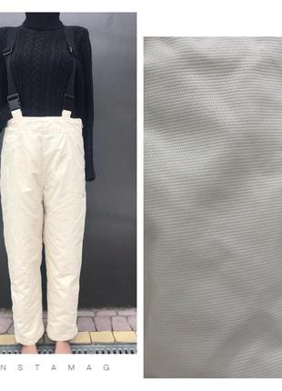 Горнолыжные штаны бренда hang ten. б/у. рр м