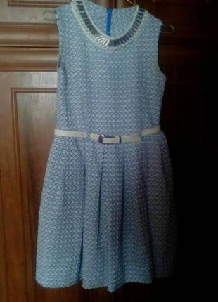 Праздничное платье miss alani