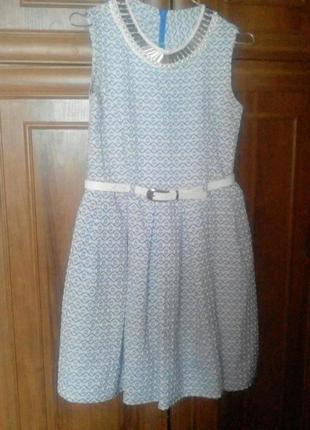 Праздничное платье miss alani4