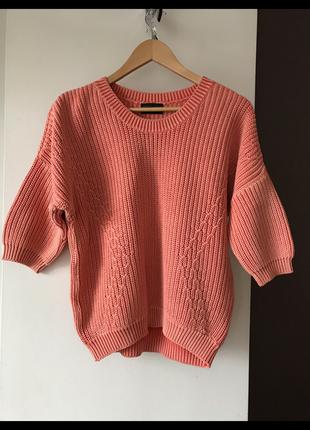 Новый свитер laura scott