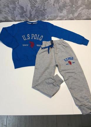 Детский спортивный костюм polo