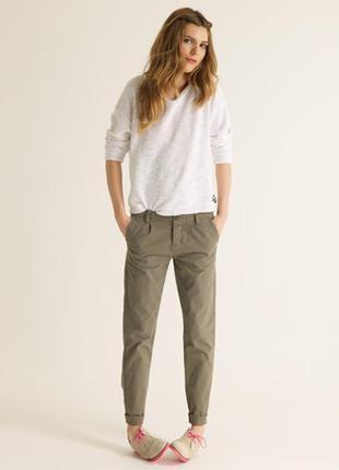 Стильные зауженные джинсы la ligna