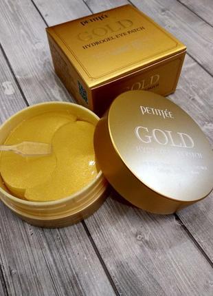 Гидрогелевые патчи petitfee gold