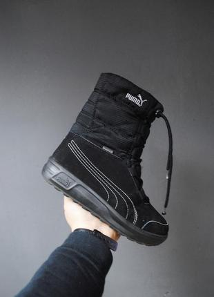 Зимние ботинки puma gore-tex boots