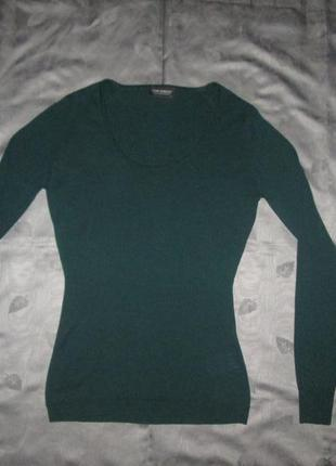 Пуловер john smedley свитер кофта 100% merino wool