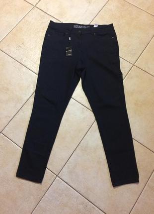 Большой размер классные стрейчевые брюки джеггинсы next!
