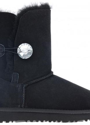 Натуральные угги w bailey button bling, ugg, 26 см
