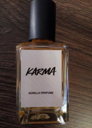 Духи lush karma (лаш)