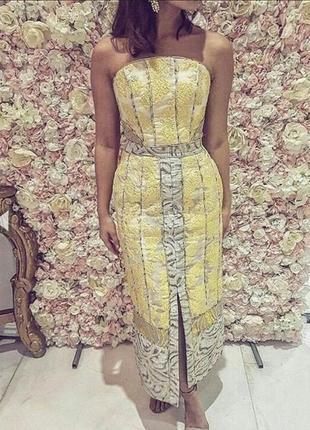 Платье h&m. размер 34(xs)
