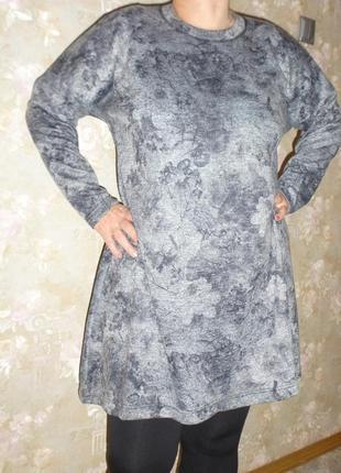Туника-платье размер 52-58