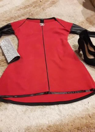 Платье красное.сукня червона.сукня для вагітних.платье для беременных