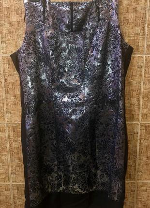 Шикарное нарядное платье италия 🇮🇹 р.l/14,новое.