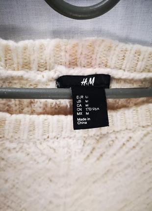 Очень теплый свитер2