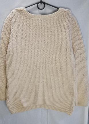 Очень теплый свитер3
