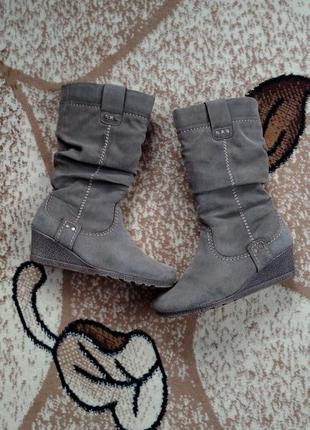 Зимние ботинки, сапоги,чоботи rieker