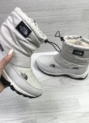 Зимние женские ботинки the north face 37-41 размеры
