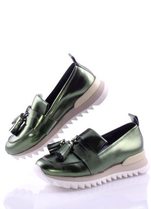 Туфли женские grey mer