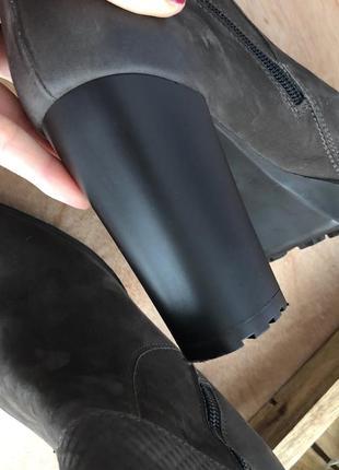 Кожаные ботинки lasocki рр 40-414 фото