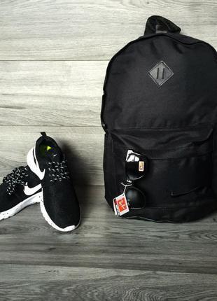 Рюкзак,сумка для ноутбука, кожаное, дно, спортивный, городской, черный 731630555d3