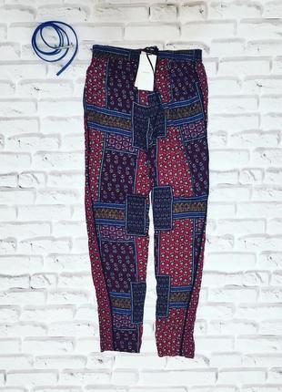 Атласні штани в стилі піжама