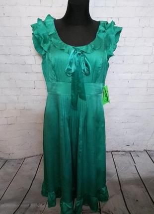 Шовкове плаття monsoon 16uk