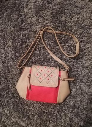 Яркая удобная сумочка