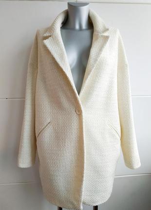 Очень стильное пальто-кокон marks&spencer из лимитированной коллекции