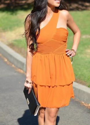 Красивое, новое женское платье от h&m