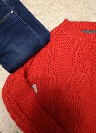 Нереально классный свитер primark xs