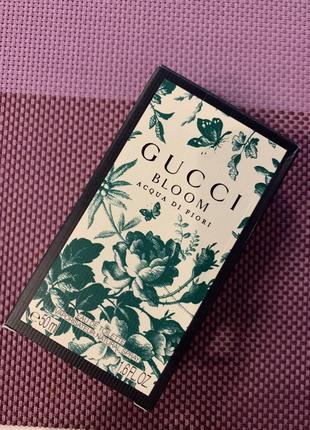 Gucci bloom acqva do fiori