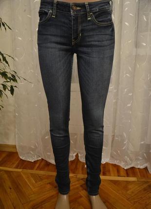 Крутые джинсы hollister