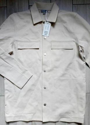 Пиджак-рубашка cos