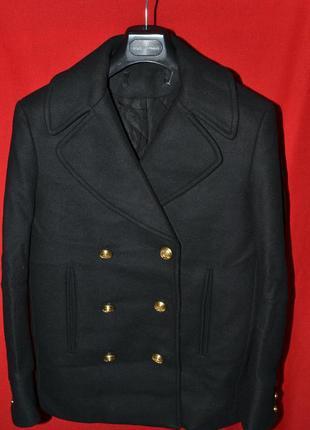 Пальто balmain x h&m