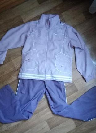 Детский спортивный костюм 7 8 9 10 11 12 лет