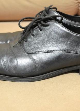 Туфли мужские geox натуральная кожа 44-45