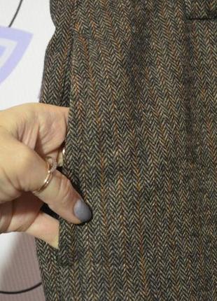 Теплые штаны:50% чистой шерсти, 48 размер