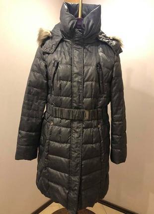 Пуховое пальто, пуховик jessica,размер