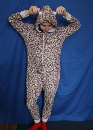 Кигуруми пижама комбинезон крокодильчик размер s 8-10 (рост 160 ... 22a86da389239