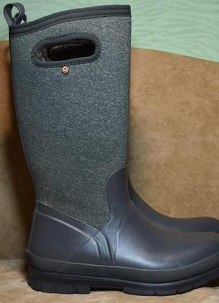 Сапоги bogs crandall tall ботинки зимние. оригинал. 39 р./25 см.