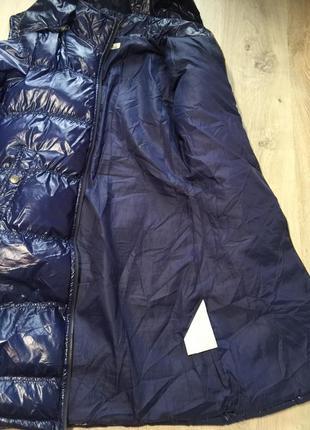 Курточка пуховик на силиконе2 фото