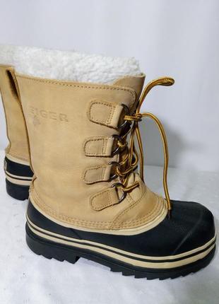 Зимние термо сапоги,ботинки eider, 40р,стелька25,5см, отличное состояние