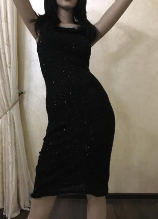 Шелковое  вечернее платье  бренд donna karan dress evening  cashmere silk