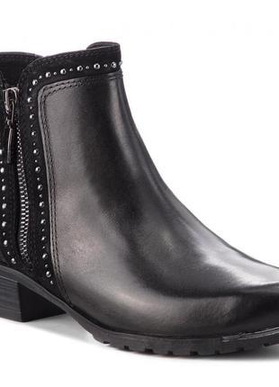 Модные удобные ботинки caprice