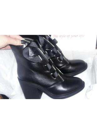 Ботинки на шнуровке4