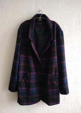 Стильное деми пальто, бренда new look, подойдет на 50,52,54 р.